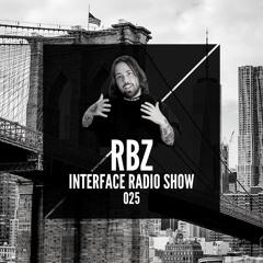 RBZ @ Interface Radio Show 025