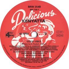 Kenyatta - Good Vibes (House Vibes)