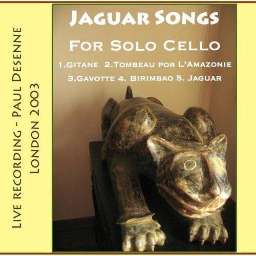 Jaguar Songs - Cello Solo  - Paul Desenne - Demo
