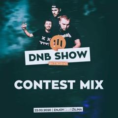 DJ CONTEST // DNB SHOW by IIITrident /w. METRIK, GYDRA