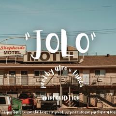 """""""JOLO""""  AFROBEAT WIZKID X TEMS TYPE BEAT"""