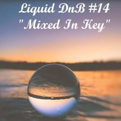 Liquid DnB #14 using mixed in key