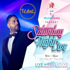 DJ Lil' Amit - Saturday Night Live FULL LIVE SET