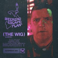 Weekend Escape Plan 19 w/ Jack McDevitt x WOMR