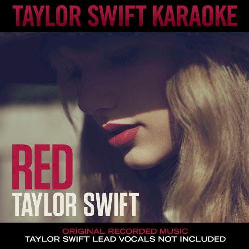 I Knew You Were Trouble. (Instrumental With Background Vocals)