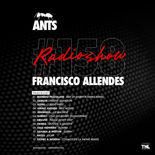 ANTS Radio Show hosted by Francisco Allendes