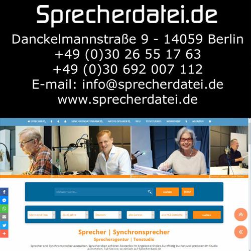 Internet Imagefilm - Sprachprobe von Annett Fleischer