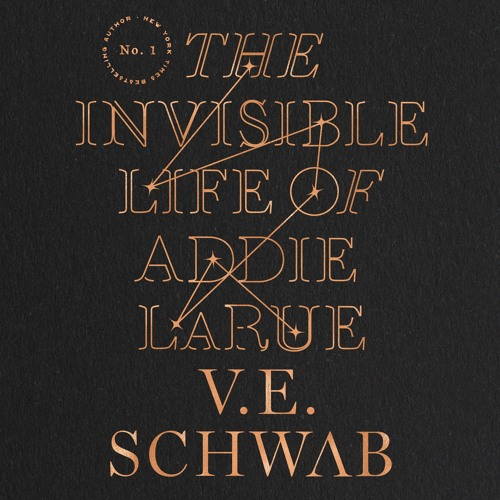 The Invisible Life Of Addie LaRue by V. E. Schwab, audiobook excerpt