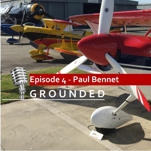 Grounded Ep 4 Paul Bennet - 1 May 2020