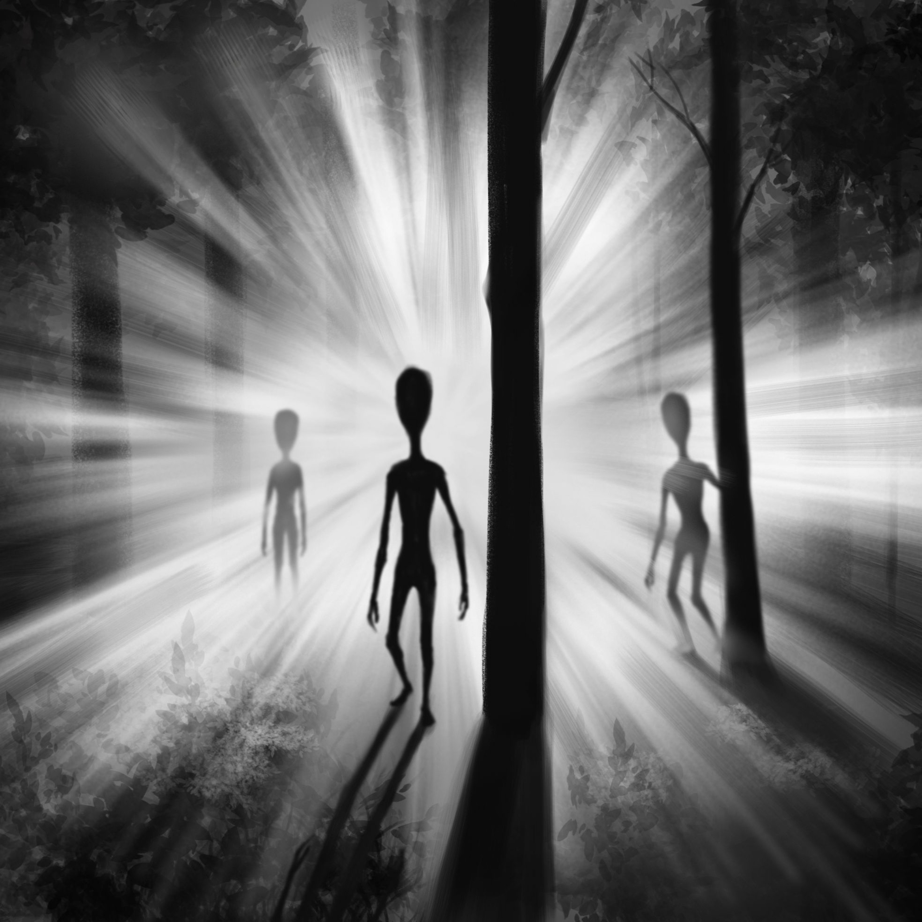S03E31b - The Rendlesham Forest Incident | Part Two