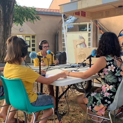 Apprentis Journalistes : MPT Petit Charran (26 Août 2020)