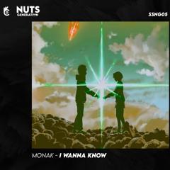 Monak - I Wanna Know (Radio Edit)