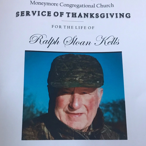 26-02-21 - FUNERAL SERVICE FOR RALPH KELLS