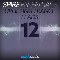 Spire Essentials Vol 12 - Uplifting Trance Leads (64 Spire Presets, 33 MIDI Files)