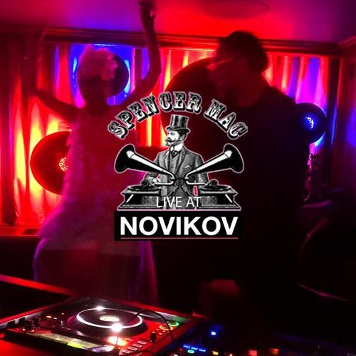 SPENCER MAC NOVIKOV WARM UP SET SATURDAY 25TH SEPTEMBER 2021
