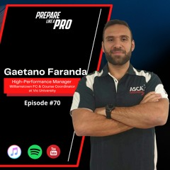 #70 - Gaetano Faranda The High-Performance Manager of Williamstown FC