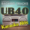 Food for Thought - Live Arrangement (Originally Performed By Ub40) [Karaoke Version]