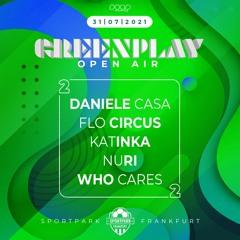 Flo Circus @ Greenplay Open Air Frankfurt 31.07.2021