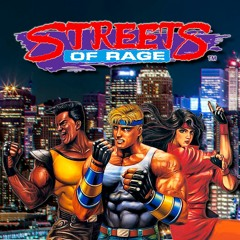 Streets of Rage [Title.Music] [Sega] [1991]