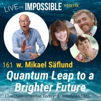 161 w. Mikael Säflund: Quantum Leap to a Brighter Future.
