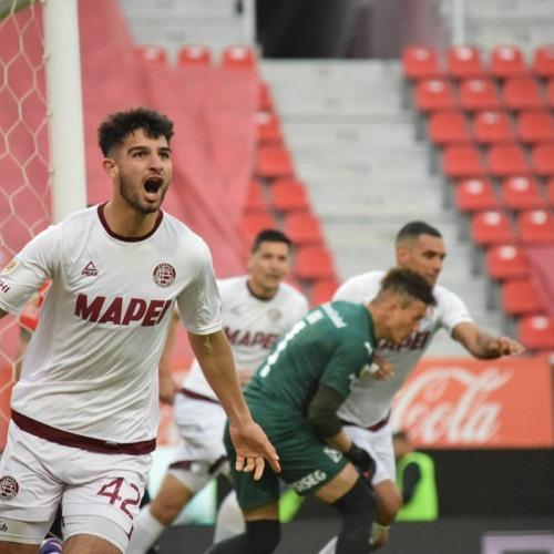 Lanús derroto a Independiente y es el único puntero de la LPF