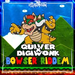 QUIVER X DIGIWONK - BOWSER RIDDEM