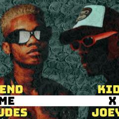 Kidi - Send Me Nudes X Joey B Feat. Dj Stony Edits