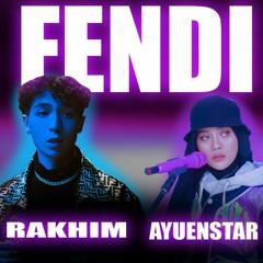 RAKHIM Ft. AUYENSTAR - FENDI (REMIX BY DAKI.RO)