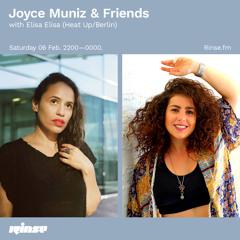 Joyce Muniz & Friends With Elisa Elisa (Heat Up/Berlin) - 06 February 2021