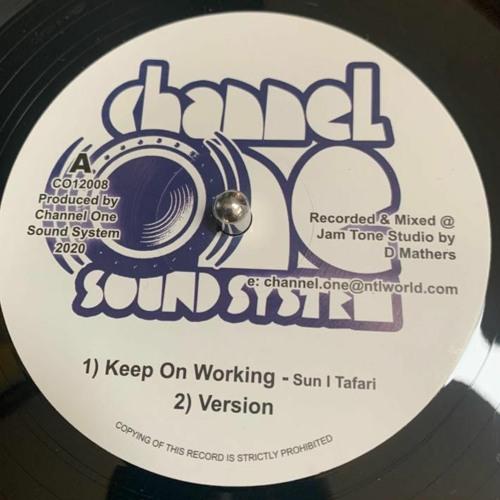Keep On Working - Sun I Tafari/ Version