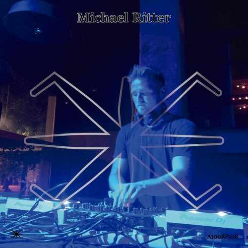 Michael Ritter (GER) - A100 Records Podcast 108 (03-06-2020)