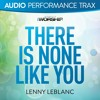 There Is None Like You (Low Key Without Background Vocals)