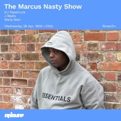 The Marcus Nasty Show with DJ Papercuts, J Beats & Marly Marl - 28 April 2021