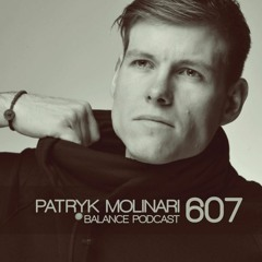 BALANCE FM Podcast (2021) - mixed & compiled by PATRYK MOLINARI