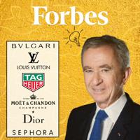 Classifica Forbes: Bernard Arnault (Parte 2) (creato con Spreaker)
