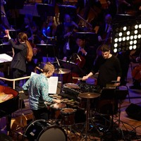 YES FOR NO (2019-20) for symphony orchestra, 3 soloists, live-electronics and light