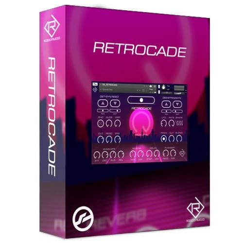 Retrocade Demo - The Empty Space Between