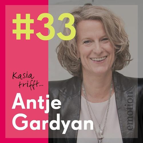 """33. Antje Gardyan, Coach, Autorin und Expertin für die """"Lebensmitte"""""""