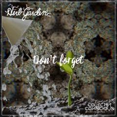Herb Garden - Don't Forget