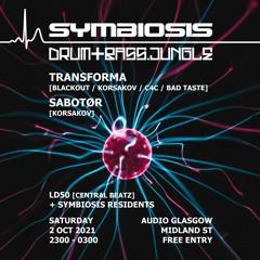 Sabotor - Live at Symbiosis Oct 2021