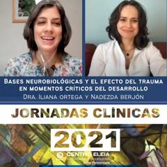 Bases neurobiológicas y el efecto del trauma en momentos críticos del desarrollo