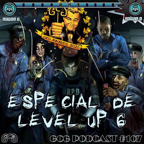 GCG Podcast #107 - Level Up 6: GCG Awards 2020