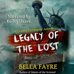 'God Cannot Always Save You' from LEGACY OF THE LOST by Bella Fayre