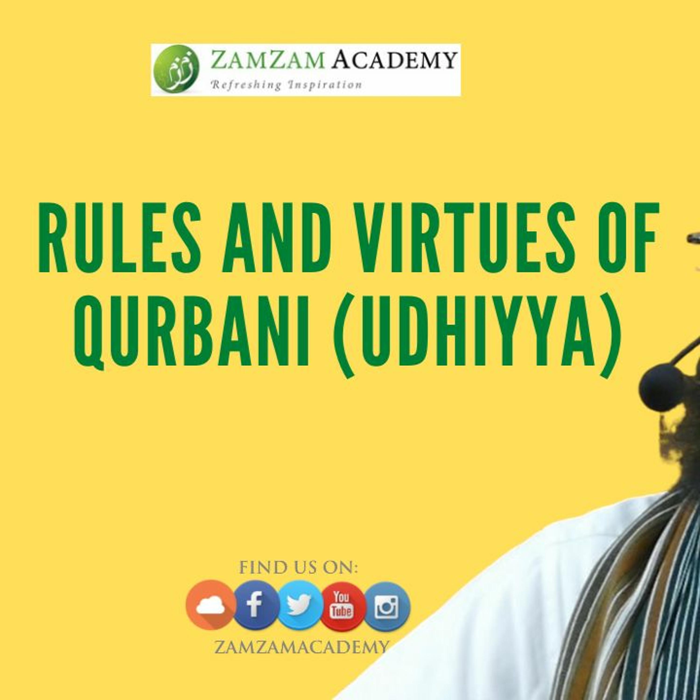 Rules And Virtues Of Qurbani (Udhiyya)