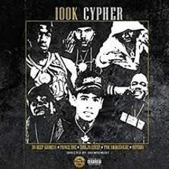 100K Track - Cypher 2 FT Fcg Heem, Slatt Zy, Armon & Trey, Ynw Melly