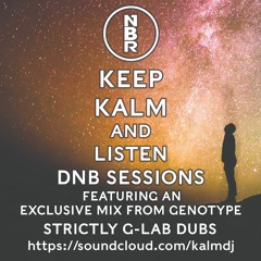 KEEP KALM D&B SESSIONS (VOL 2) FT. GENOTYPE