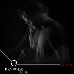 ROWLCAST #024 - Zenk