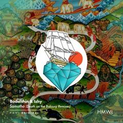 Bodaishin & Izhy - Samatha (Death On The Balcony Remix) Snippet