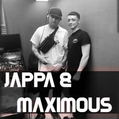 Jappa & Maximous -  LifeFM Aug2020
