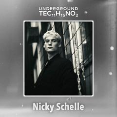Underground techno   Made in Germany – Nicky Schelle